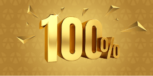 Hoàn lãi suất Margin 100%
