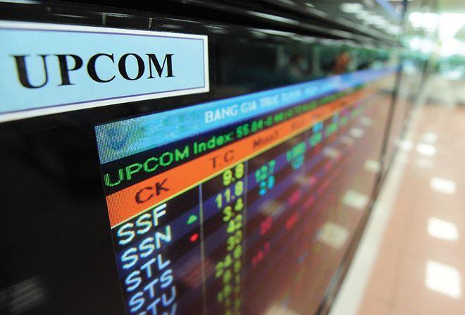 Thế nào là thị trường Upcom?