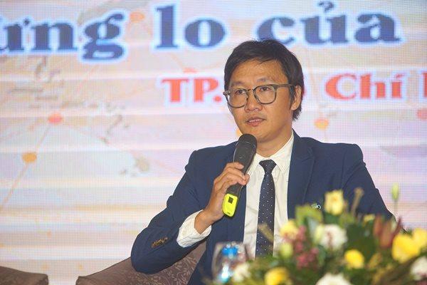Phạm Sỹ Thành Yuanta Việt Nam