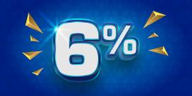 Mở tài khoản nhận Margin 6%